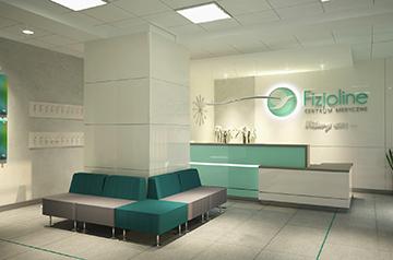 Centrum medyczne FIZJOLINE