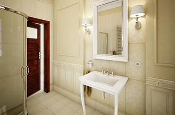 Łazienki w Lubniewicach
